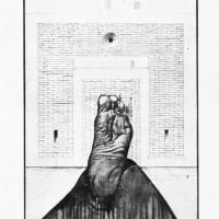 Ai-piedi-del-muro---olio-1976